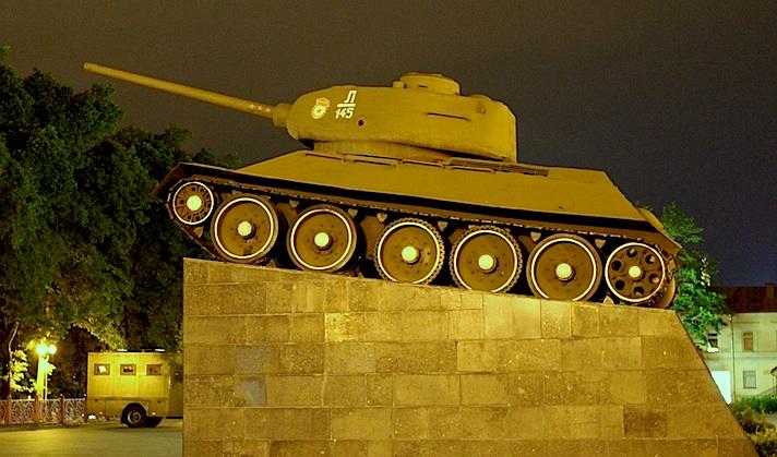 2- celebrating... tanks