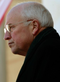 Cheney Lays Wreath At Arlington To Commemorate Veterans Day