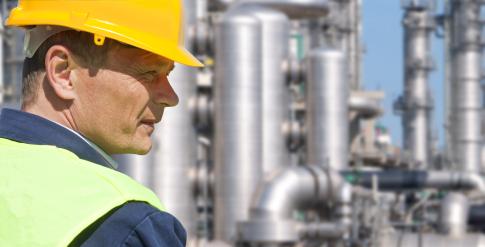 Engineer Factory Worker