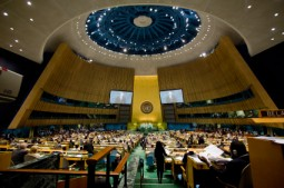 Gathering Of World Leaders At U.N. General Assembly Continues