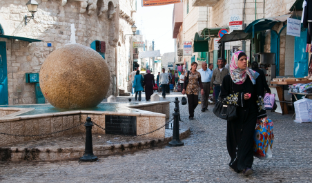 Bethlehem West Bank