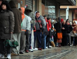 Unemployment Levels Rise Dramatically In Spain