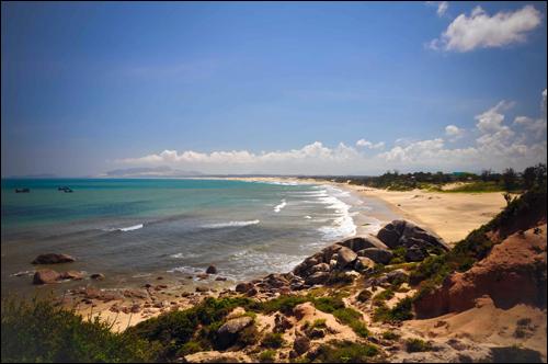 Vietnam Coastline