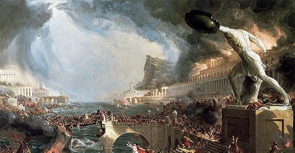 Collapse of civilization