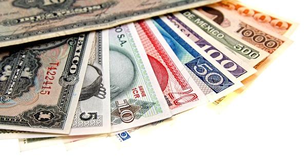 Mexico, Peso, Mexican Pesos