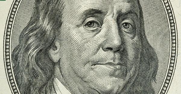 Dollar-Ben-Franklin