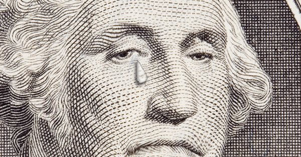 Dollar-Washington-Tears