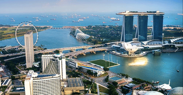 Singapore-Development-Growth