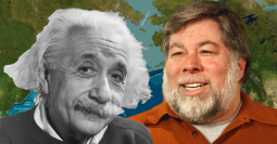 Einstein-Wozniak-Passport
