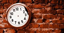 Clock-with-no-hands