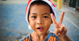 Thai-kid-Amity