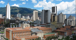 Medellin-Colombia-city