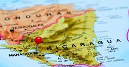 managua-nicaragua-map